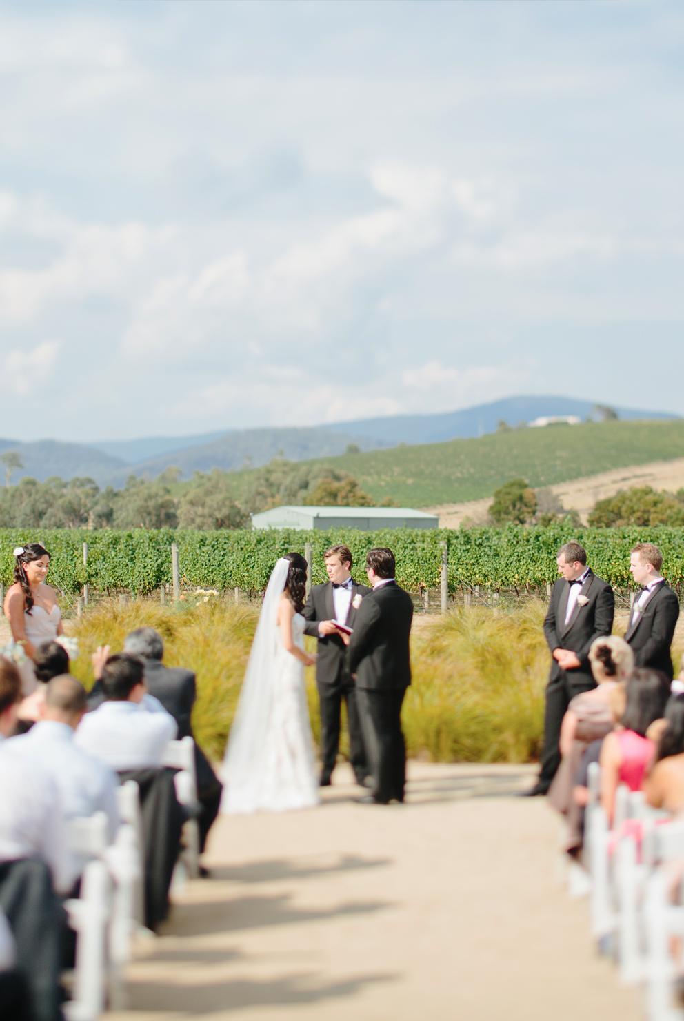 Yarra Valley Italian Restaurant_Wedding celebration