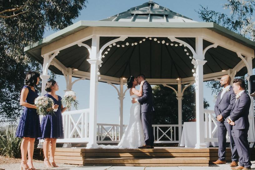 Yarra Valley Wedding Venue_Gazebo